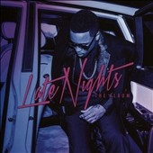 Jeremih: Late Nights: The Album [Clean] *