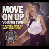 Various Artists: Move on Up, Vol. 2: The Very Best of Northern Soul [Digipak]