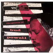 Bud Powell: The Genius of Bud Powell [Verve 1950]