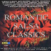 Various Artists: Romantic Salsa Classics, Vol. 1