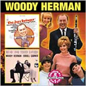 Woody Herman: Jazz Swinger/Music for Tired Lovers