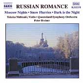 Russian Romance / Breiner, Nishizaki, Queensland SO