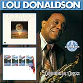 Lou Donaldson: A Different Scene/Color as a Way of Life