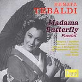 Puccini: Madama Butterfly / Erede, Tebaldi, Campora, et al