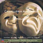 The Compact Opera Collection - Mascagni, Leoncavallo
