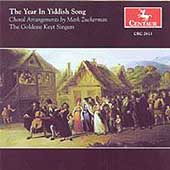 The Year in Yiddish Song / The Golden Keyt Singers