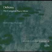 Debussy: Complete Piano Music / Fergus-Thompson
