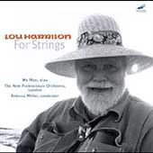 Lou Harrison For Strings / Miller, Man, et al