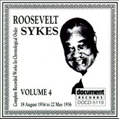 Roosevelt Sykes: Complete Recorded Works, Vol. 4 (1934-1936)