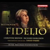 Opera in English - Beethoven: Fidelio / Parry, Brewer, et al