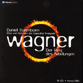 Wagner: Der Ring des Nibelungen / Barenboim, et al
