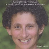 Nina Livingstone: Remembering Awareness:  a Secular Guide to Awareness Meditation