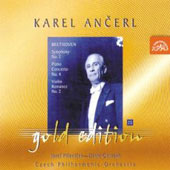 Ancerl Gold Edition 25 - Beethoven: Symphony no 5, etc