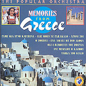Popular Orchestra: Memories from Greece