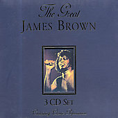 James Brown: Great James Brown [Platinum Disc]