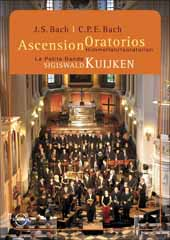 Bach J.S. And C.P.E.:  Ascension Oratorios / Sophie Karthiuser, Patrizia Hardt, Christoph Einhorn, C