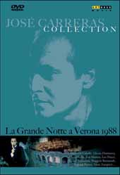 The Jose Carreras Collection / La Grande Notte a Verona [DVD]