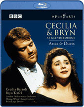 Cecilia Bartoli and Bryn Terfell at Glyndebourne / Chung/Lodon PO [Blu-ray]