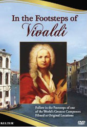 In The Footsteps of Vivaldi [DVD]