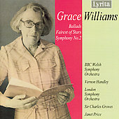Williams: Ballads for Orchestra, Fairest of Stars, etc