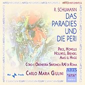 Schumann: The Paradise & The Peri / Giulini, RAI SO