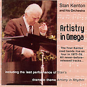 Stan Kenton: Artistry in Omega