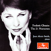 Chopin: The 21 Nocturnes / Jean Alexis Smith
