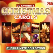 Various Artists: 30 Favorite Christmas Carols