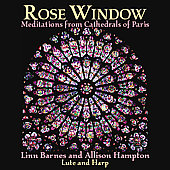 Rose Window - Meditations from Paris / Barnes and Hampton