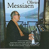 Never Before Released - Messiaen: La mort du nombre, Prelude for Piano, etc / Davis, Loriod-Messiaen, Hakim, et al