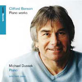 Benson: Mozart Goes to Town, Piano Pieces / Dussek, Reid
