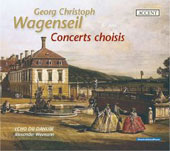 Wagenseil: Concert Choisis / Weimann, Echo Du Danube