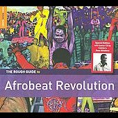 Various Artists: Rough Guide to Afrobeat Revolution [Digipak]