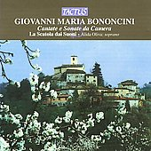 G.M. Bononcini: Cantate e Sonate da camera