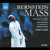 American Classics - Bernstein: Mass / Marin Alsop, Jubilant Sykes, Baltimore SO