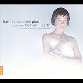 Between Heaven & Earth / Sandrine Piau