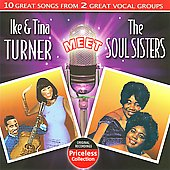 Ike & Tina Turner: Ike & Tina Turner Meet the Soul Sisters