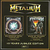 Metalium: Millennium Metal - Chapter 1 [Bonus Tracks]