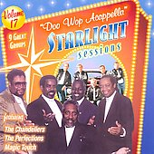 Various Artists: Doo Wop Acappella Starlight Sessions, Vol. 17