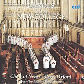 Carols from New College / Choir of New College, Oxford
