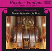Haydn, Poulenc: Concertos for Organ