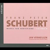 Schubert - Works for Fortepiano, Vol 4