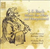J.S. Bach: Music for Oboe & Harpsichord