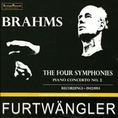 Brahms: The Four Symphonies; Piano Concerto No. 2