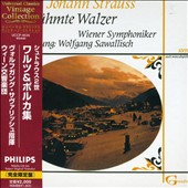 J. Strauss: Waltzes & Polkas [LP Sleeve] [Japan]