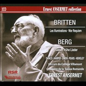 Britten: Les Illuminations; War Requiem