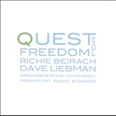 David Liebman/Frankfurt Radio Bigband/Richie Beirach: Quest for Freedom