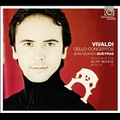 Vivaldi: Cello Concertos / Jean-Guihen Queyras, cello
