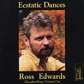 Ecstatic Dances - Edwards: Chamber Music Vol 1
