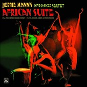 Herbie Mann: African Suite/Flute, Brass, Vibes & Percussion